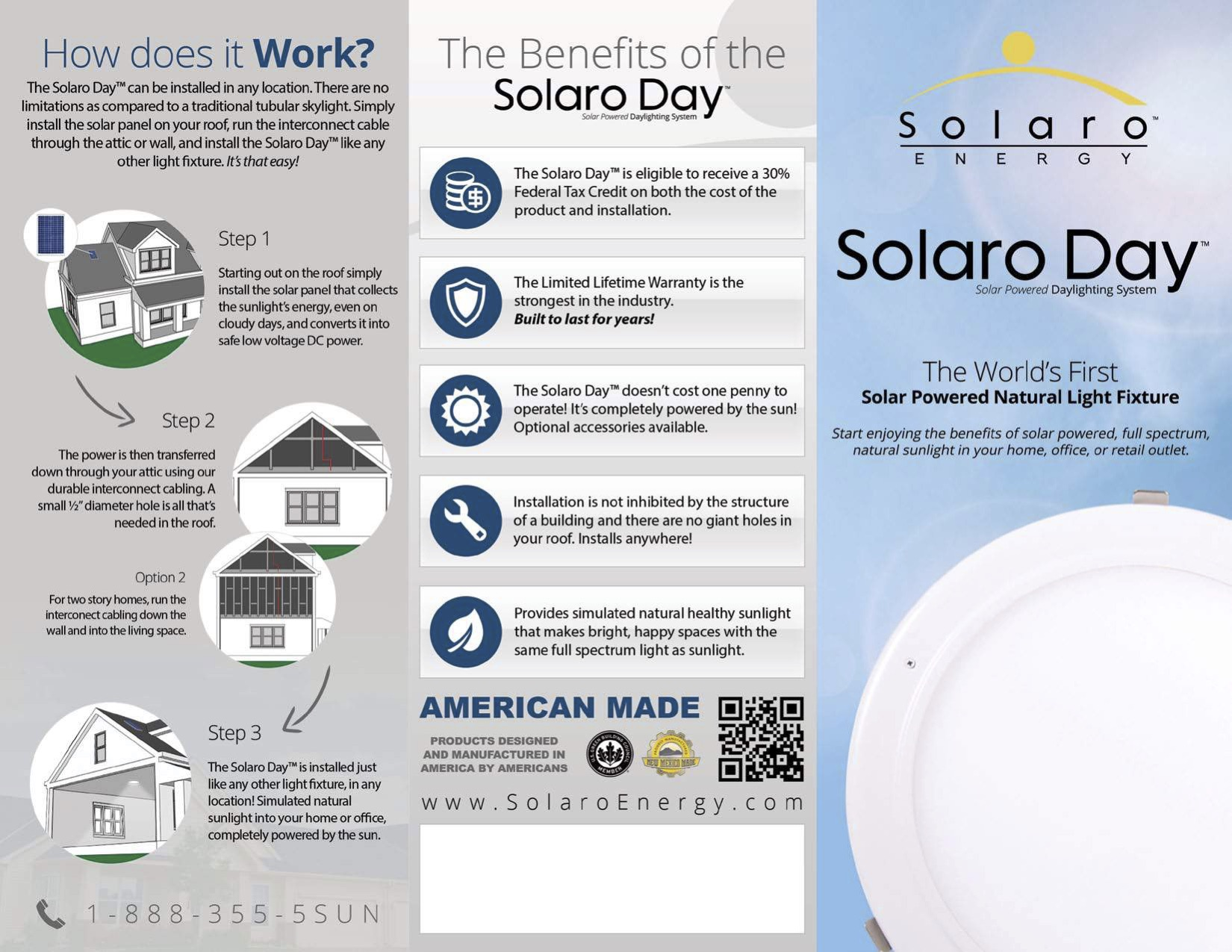 Solaro Energy, Inc.