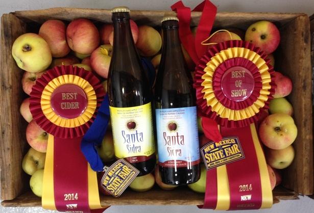Santa Sidra Hard Cider